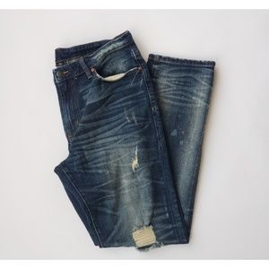 Remix by Rock Revival Blue Slim Straight Jeans- 36